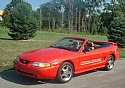 1994 Mustang Cobra Pace Car - Only 421 Miles