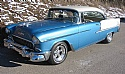 1955 Chevy Belair Hardtop Custom (No Post) - Total Restoration