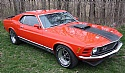 1970 Mustang 428 Mach 1 Sportroof Super Cobra Jet with Drag Package