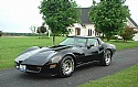 1980 Corvette T-Tops 29K Miles Black Auto