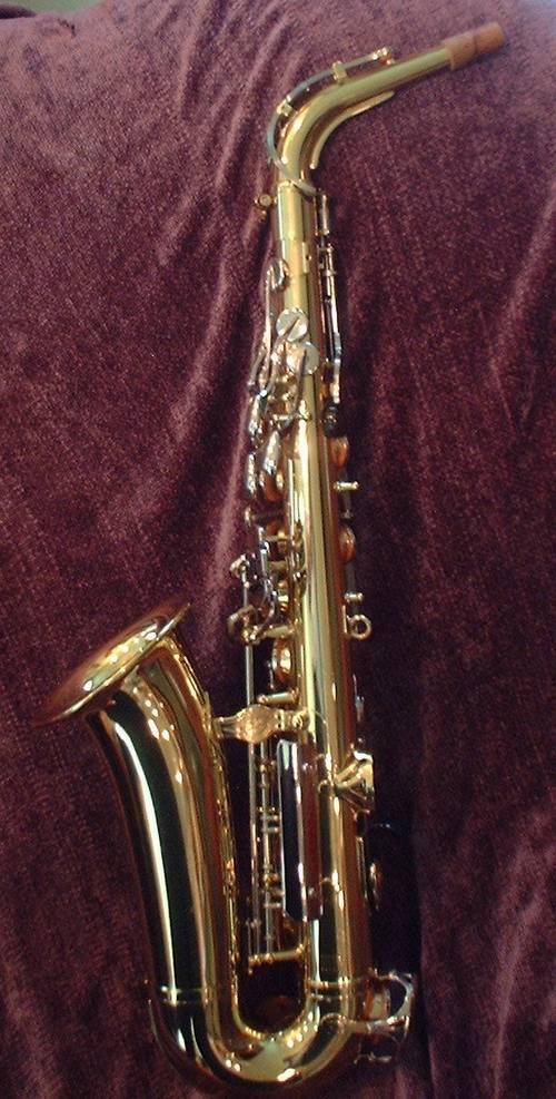 22fc3064b8 Yamaha YAS-23 Alto Saxophone E flat Like New – RonSusser.com