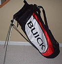 Nike Golf Tiger Woods Buick Stand Bag $180 Retail