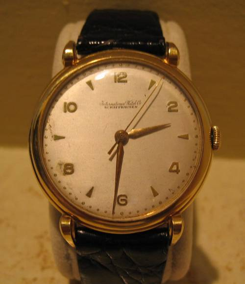 Mens Iwc Vintage Watches