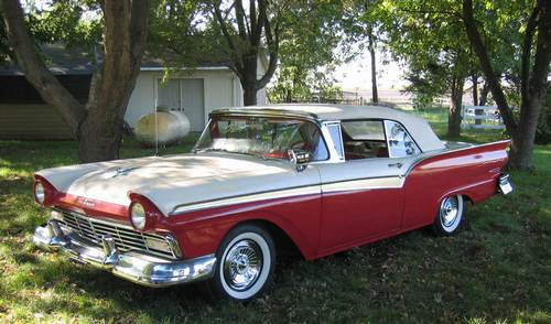 1957 ford sunliner unrestored survivor incredible condition original owner. Black Bedroom Furniture Sets. Home Design Ideas