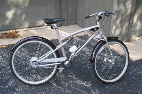 1998 mercedes benz sport cruiser bicycle bike brand new for Mercedes benz bicycle