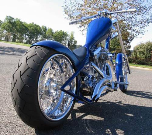 2003 Carolina Custom Cycles Russell Marlowe Mitchell S Bike Like