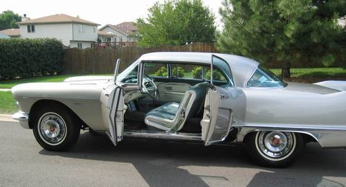 1957 Cadillac Eldorado Brougham Nairobi Pearl On Air #322 ...