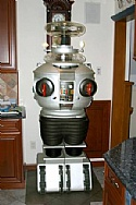Lost In Space B-9 REPLICA Robot Incredible - Not a toy!!