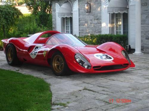 1967 Ferrari 330 P4 - specifications, photo, price, information ...