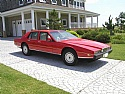 1987 Aston Martin Lagonda Red 20,400 Miles Series 3 Mint