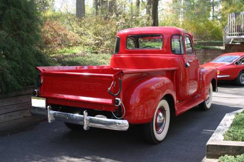 1950 chevy 5 window 3100 pickup truck excellent shape ac for 1950 5 window chevy truck