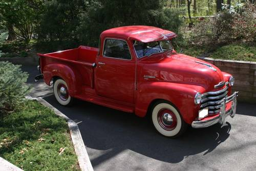 1950 chevy 5 window 3100 pickup truck excellent shape ac for 1950 chevy truck 5 window