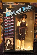 Elizabeth Taylor Butterfield 8 TriStar 1960 Doll Black Dress MIB