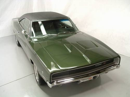 1968 Dodge Charger Magnum R T Clone 383 Factory Air Restored Top Notch Ronsusser Com