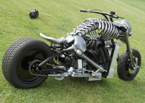 Rolling Art Motorcycles