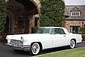 1956 Lincoln Continental Mark II White/White Rare Factory AC
