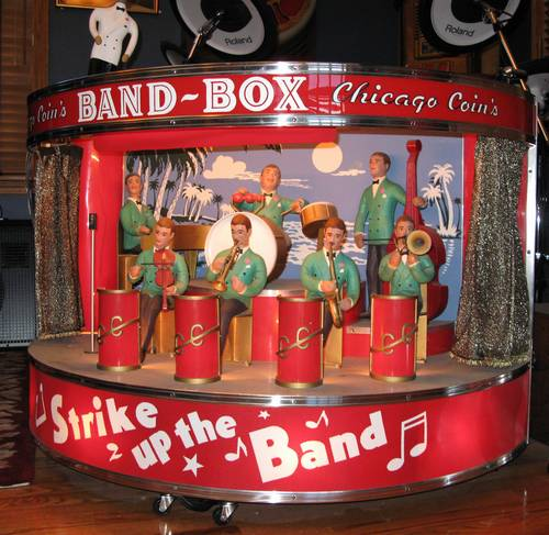 Image result for Bandbox