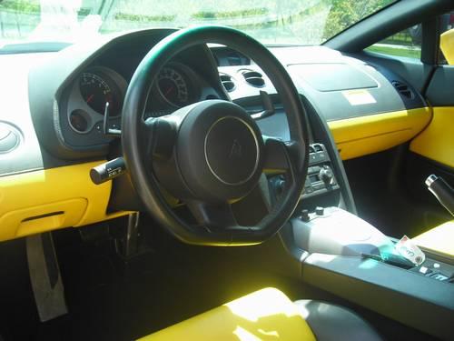 2004 Lamborghini Gallardo E Gear Yellow New Clutch