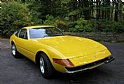 1973 Ferrari 365GTB/4 Daytona Coupe Fly Yellow Under 6929 Miles