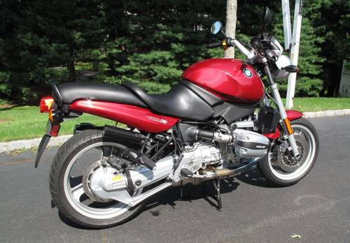 1995 Bmw R1100r With Abs 5300 Miles As New Condition Ronsusser Com