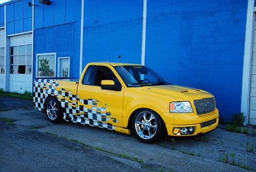 2004 Ford F 150 Built For Nascar Pace Truck 465hp