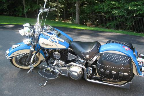 1990 Harley Davidson Heritage Softail Classic Sold
