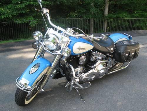 1990 Harley Davidson Heritage Softail Classic Ronsusser Com