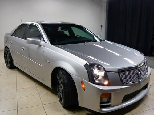 2004 cadillac mallett cts v 570 hp wow. Black Bedroom Furniture Sets. Home Design Ideas