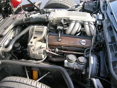 1985 Corvette C4 Z51 L98 Heavily Optioned Beauty Low Miles
