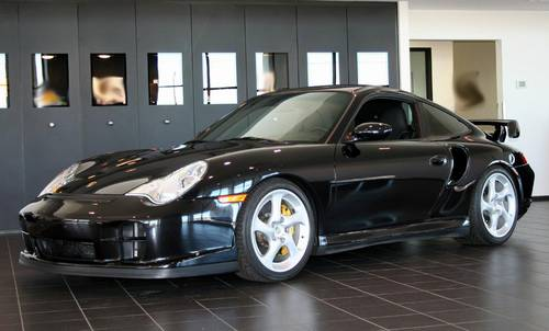 2003 porsche 911 gt2 black low miles super shape. Black Bedroom Furniture Sets. Home Design Ideas