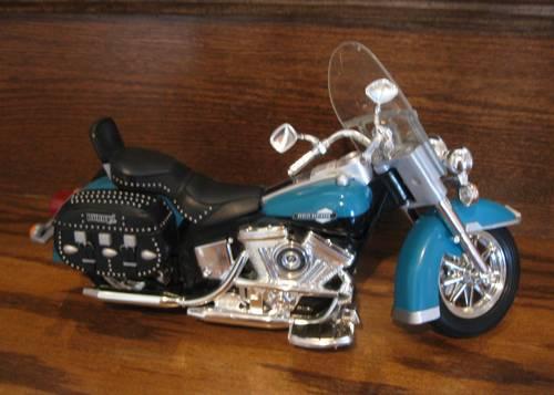 Buddy L Harley Davidson Classic Cruiser