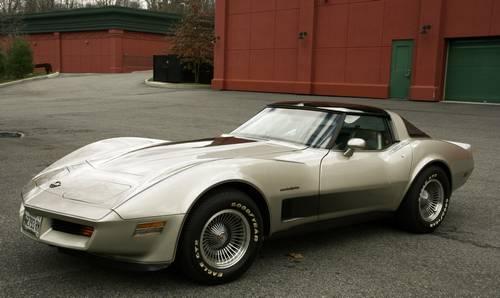 1982 Corvette Collectors Edition ONLY 7700 Miles Mint Condition