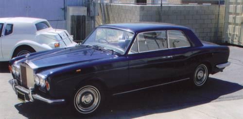 1967 rolls royce silver shadow mulliner park ward 2 door coupe saloon. Black Bedroom Furniture Sets. Home Design Ideas