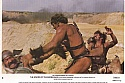 The Sword of the Barbarians Color Lobby Card # 3 1983