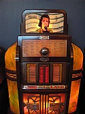 Rock-Ola Mystic Music Jukebox with Super Rare Telephone Operator