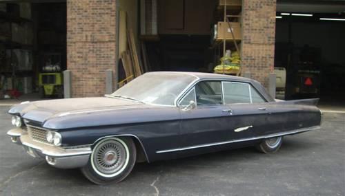 1960 Cadillac Eldorado Brougham 100 Ultra Rare Ronsusser