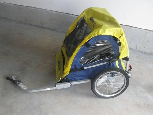 inStep Quick N EZ Bike Trailer Stroller – RonSusser.com