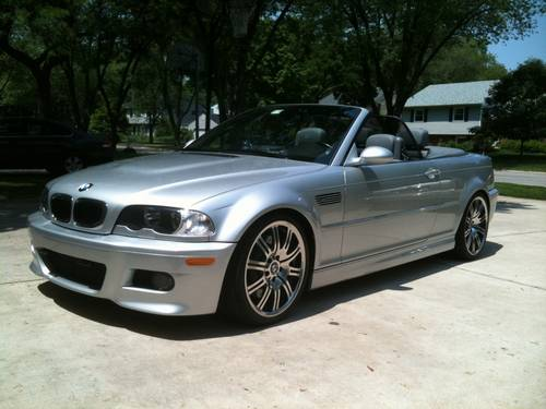 2001 BMW M3 E46 Convertible Dinan Supercharged 462 HP RonSusser
