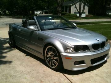 2001 BMW M3 E46 Convertible Dinan Supercharged 462 HP – RonSusser.com