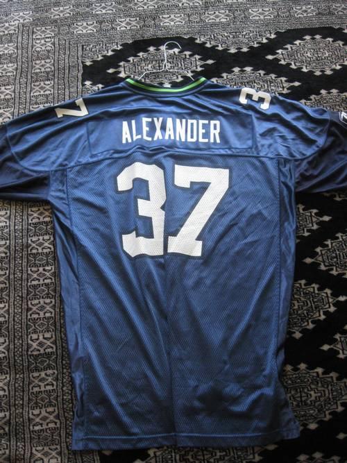 56becc68 reebok seattle seahawks shaun alexander 37 blue authentic jerseys sale