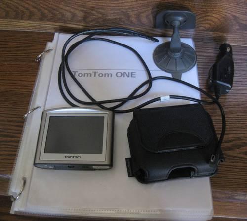 Tom Tom ONE V3 3rd Edition Portable GPS Navigator \u2013 RonSusser.com