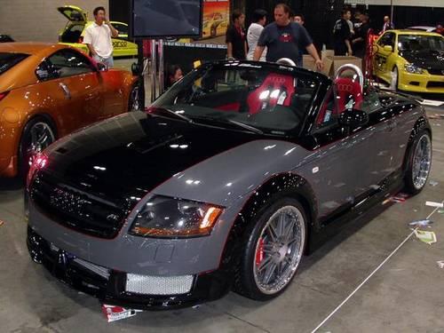 Prix Audi Tt >> 2001 Audi TT by ABT SEMA Show Car – Motivated Seller – RonSusser.com