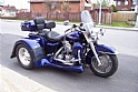 2007 Harley Davidson Road King Motor Trike Super Low Miles