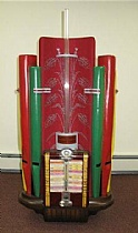 Wurlitzer Model 430 Remote Jukebox Speaker with Wall Box Ultra Rare