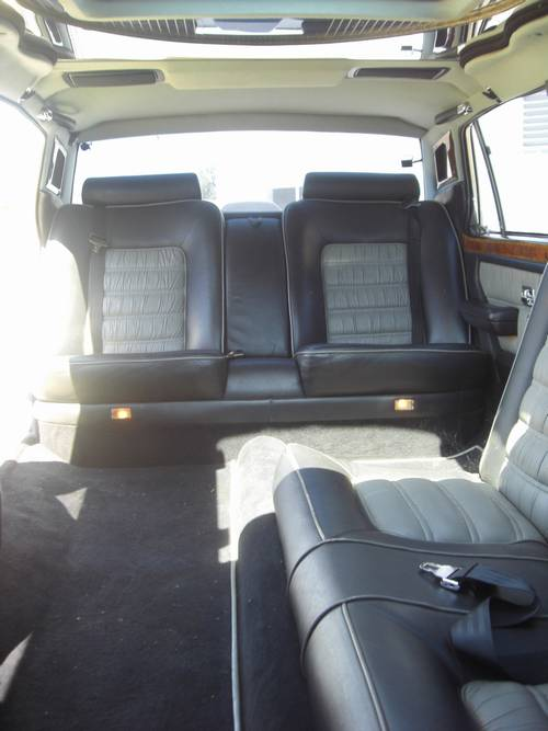 Rolls Royce Limo >> 1989 Rolls Royce Silver Spur Stretch Limo – RonSusser.com