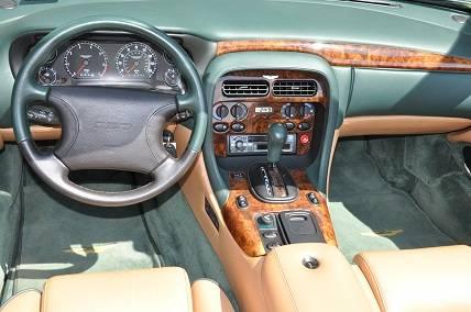 1997 aston martin db7 vantage volante lagonda limited convertible