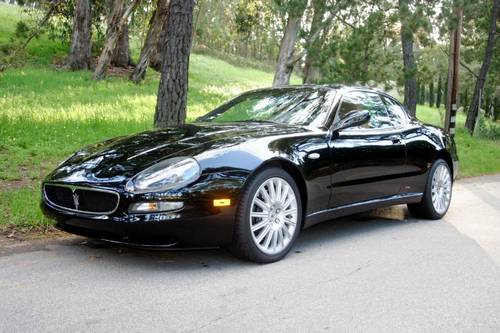 2002 maserati gt coupe black 6 speed. Black Bedroom Furniture Sets. Home Design Ideas