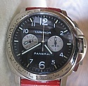 Panerai Pam 189  Luminor Chrono 40mm - Limited Edition 18kt White Gold 108/200 $22,100 Retail