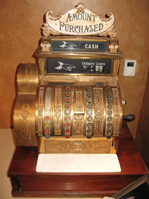 Cash register sale national for Registers For