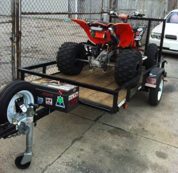 2008 Yamaha YFZ450 SE Special Edition Tons of Mods